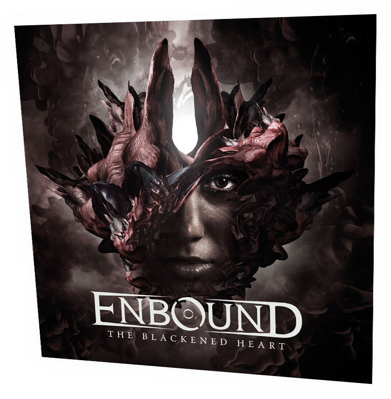 Enbound to release The Blackened Heart 18 nov 2016